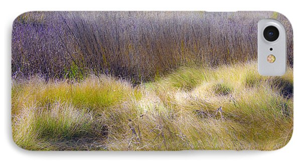 IPhone Case featuring the photograph Blue Grass by Paula Porterfield-Izzo