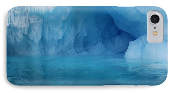 Blue Grotto IPhone Case