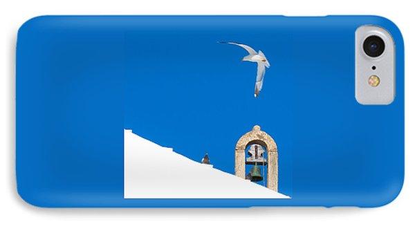 Blue Gull IPhone Case