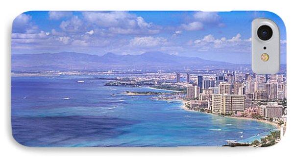 Blue Hawaii Phone Case by Les Palenik