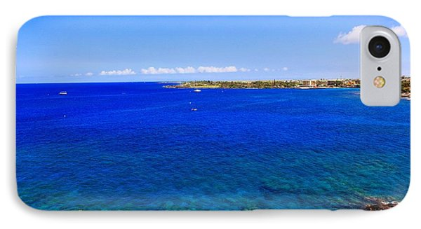IPhone Case featuring the photograph Blue Hawaiii by Athala Carole Bruckner