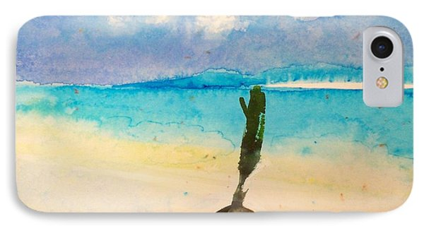 Blue Heaven IPhone Case by Ed  Heaton