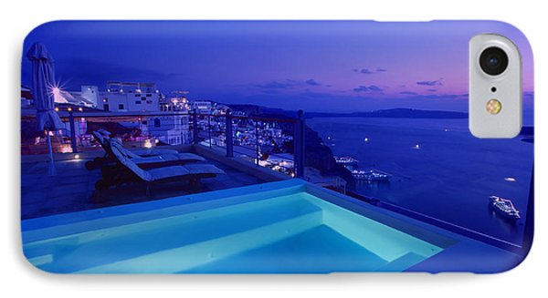 Blue Hour IPhone Case by Aiolos Greek Collections