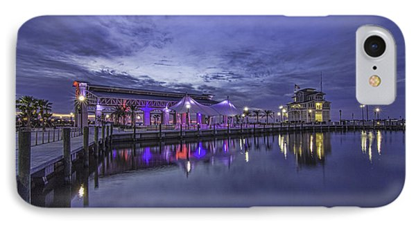 Blue Hour Dawn IPhone Case by Brian Wright