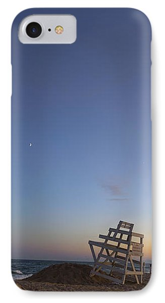 Blue Hour In The Hamptons IPhone Case by Marianne Campolongo