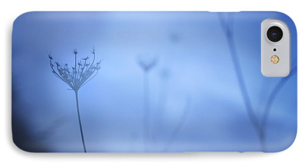 Blue Hour In The Paradise Phone Case by Guido Montanes Castillo