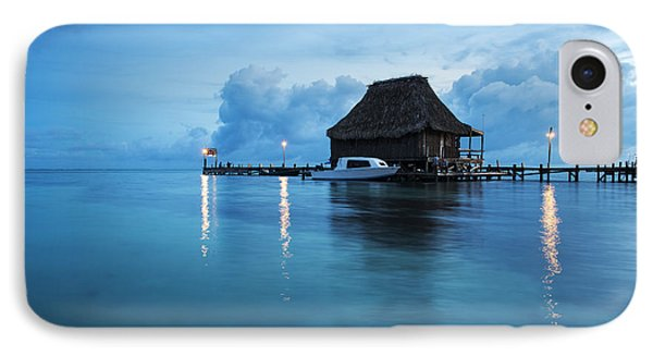 Blue Hour Landscape IPhone Case