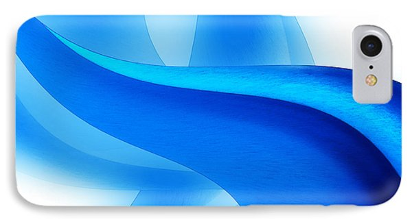 IPhone Case featuring the photograph Blue Is Beautiful by Kellice Swaggerty