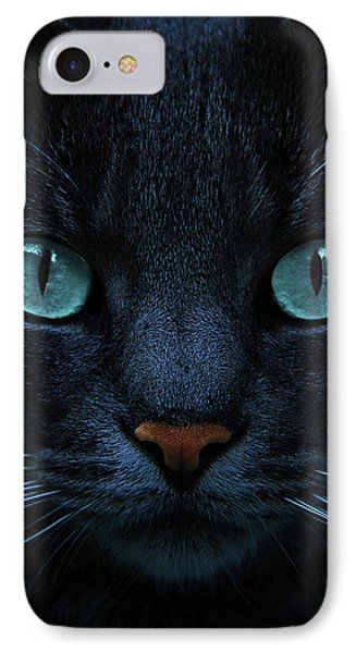 Blue Is The Night Phone Case by Joachim G Pinkawa