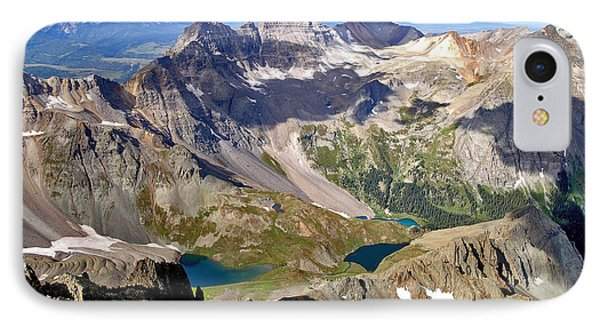 IPhone Case featuring the photograph Blue Lakes Beauty by Jeremy Rhoades