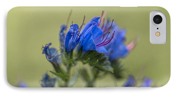 IPhone Case featuring the photograph Blue by Leif Sohlman