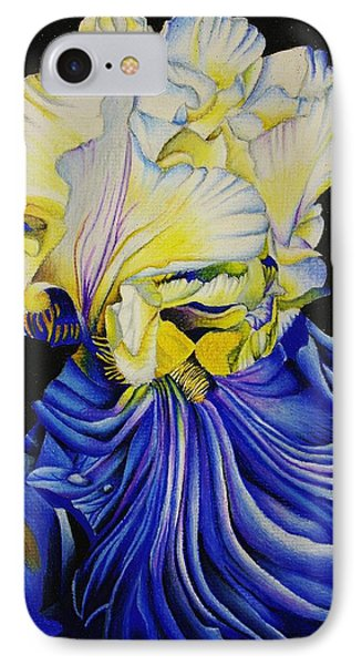 Blue Magic Phone Case by Bruce Bley