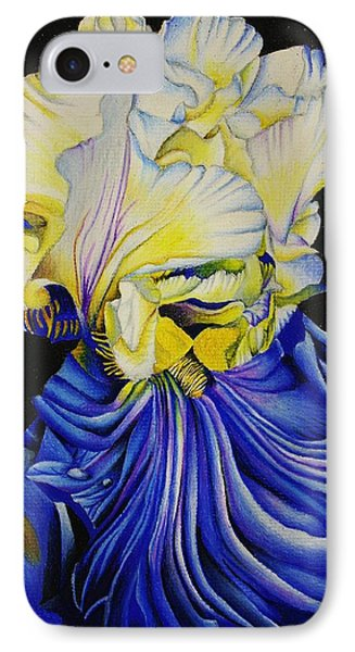 Blue Magic IPhone Case by Bruce Bley