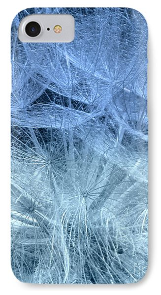 IPhone Case featuring the photograph Blue Mist by France Laliberte