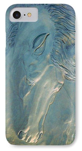 IPhone Case featuring the digital art Blue Monday by Suzette Kallen