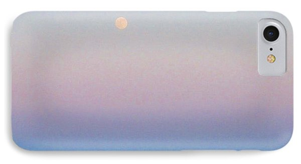 Blue Moon Eve IPhone Case