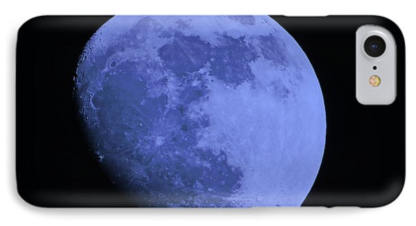 Blue Moon Phone Case by Tom Gari Gallery-Three-Photography