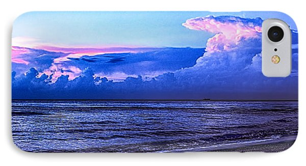 IPhone Case featuring the photograph Blue Morning by Don Durfee