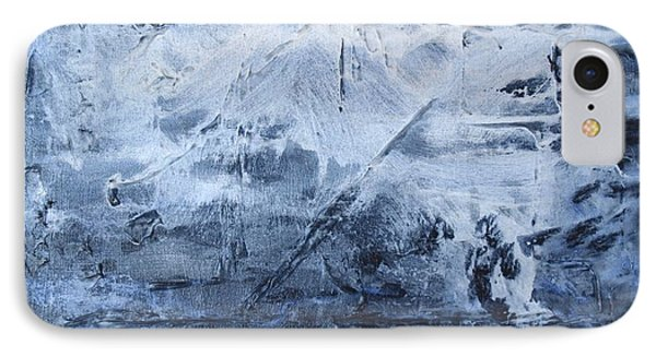 Blue Mountain IPhone Case by Susan  Dimitrakopoulos