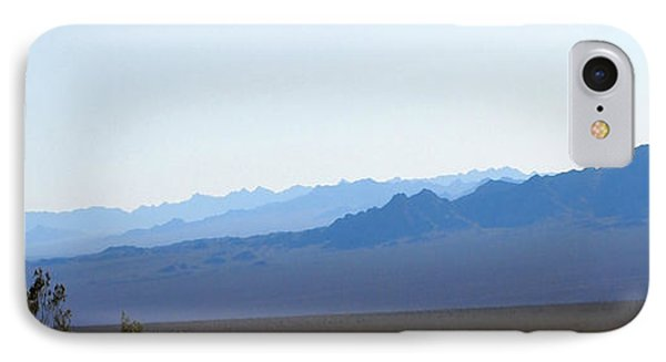 Blue Nevada IPhone Case