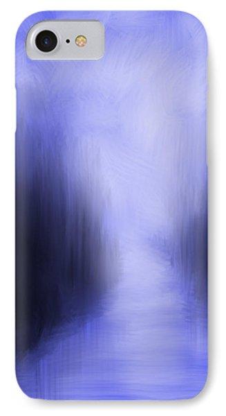 Blue Night Phone Case by Kume Bryant