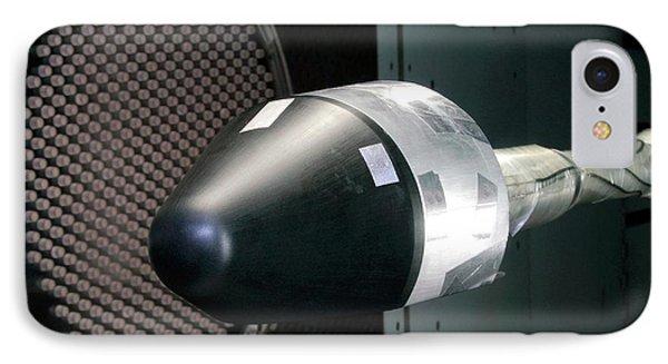 Blue Origin's Space Vehicle Testing IPhone Case by Nasa/blue Origin