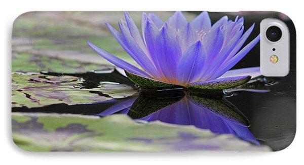 Blue Purple Dreams IPhone Case