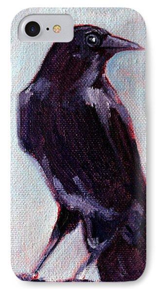 Blue Raven IPhone 7 Case