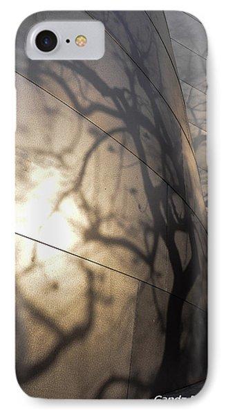 Blue Ribbon Garden 2 IPhone Case by Gandz Photography