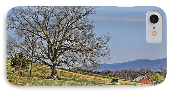 Blue Ridge Farm IPhone Case