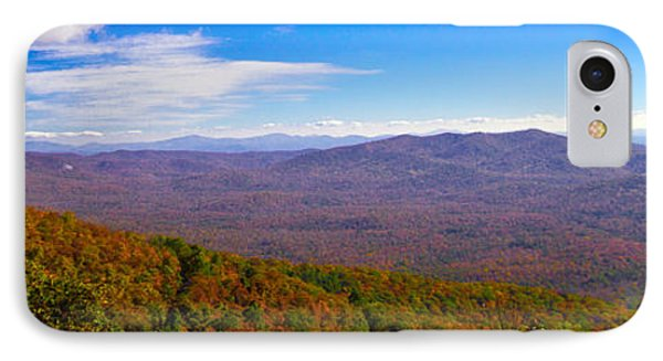IPhone Case featuring the photograph Blue Ridge Parkway by Marion Johnson