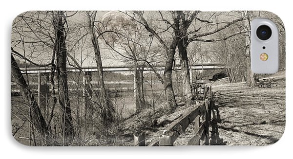 Blue Ridge Parkway Mystic IPhone Case by Betsy Knapp