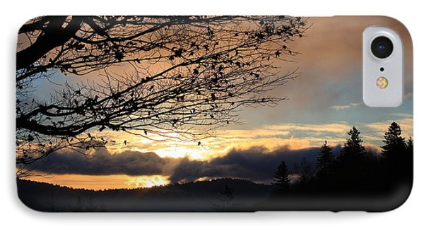 IPhone Case featuring the photograph Blue Ridge Parkway Sunrise by Mountains to the Sea Photo