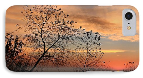 IPhone Case featuring the photograph Blue Ridge Sunrise by Mountains to the Sea Photo