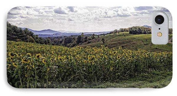 Blue Ridge View IPhone Case