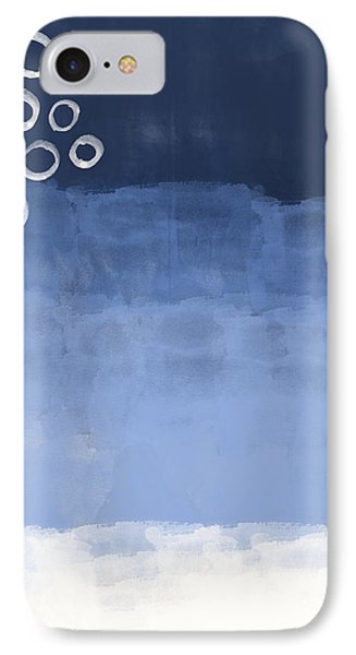 Blue Sky IPhone Case by Aged Pixel