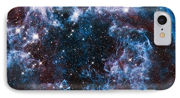 Blue Storm  IPhone Case by Jennifer Rondinelli Reilly - Fine Art Photography