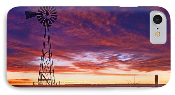 IPhone Case featuring the photograph Blue Sunrise by Shirley Heier