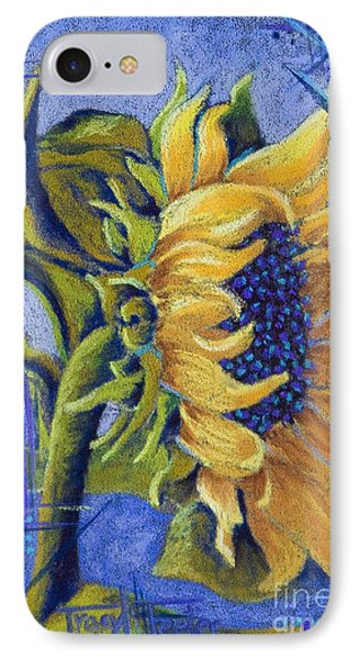 Blue Sunshine Phone Case by Tracy L Teeter