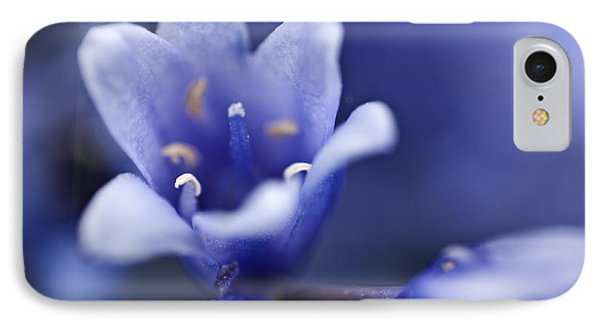 Bluebells 6 Phone Case by Steve Purnell