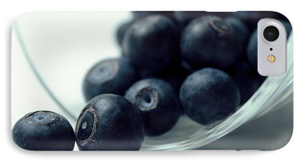 Blueberries IPhone Case by Joseph Skompski