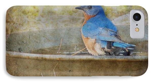 Bluebird Phone Case by Melissa Bittinger