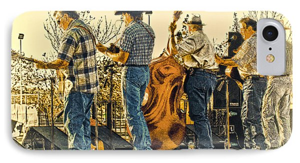 Bluegrass Evening Phone Case by Robert Frederick