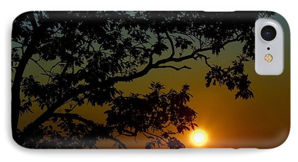 Blueridge Sunset IPhone Case