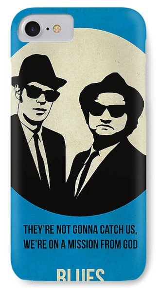 Blues Brothers Poster IPhone Case