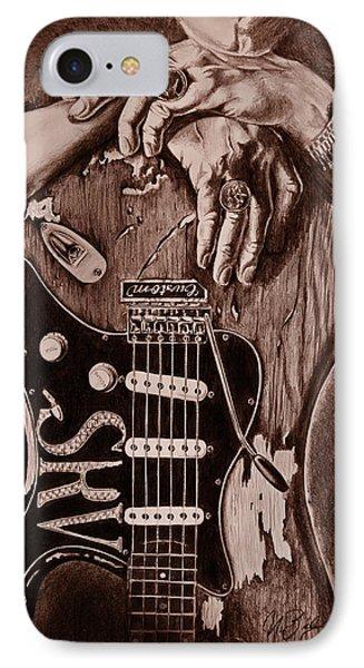 Blues Legend IPhone Case by Art Imago