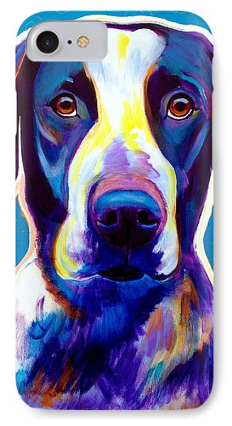 Bluetick Coonhound - Berkeley IPhone Case by Alicia VanNoy Call