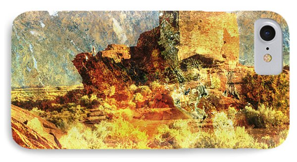 Bluff In Nature Phone Case by Sheldon Patnett