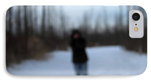 Blurred To Distraction IPhone Case