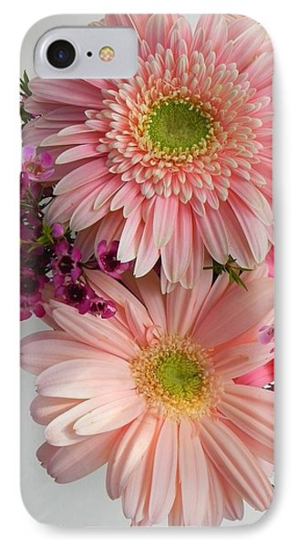 Blush IPhone Case by Peggy Stokes